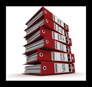 Regulatory folders